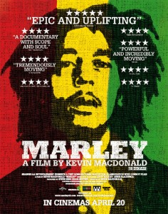 """Marley"" Movie poster"